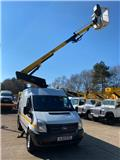 Ford Transit, 2012, Other lifts and platforms