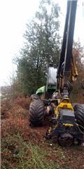Timberjack 1470, 2000, Processadores florestais