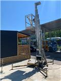 Faraone PK14.000 E, 2006, Vertical mast lifts