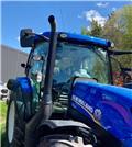 New Holland T 6.165 EC, 2015, Traktorit