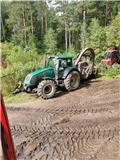 Kesla 645C + valtra 191, 2011, Wood Chippers