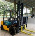 Komatsu FD 25, 2001, Diesel Forklifts