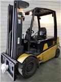 Caterpillar EP50, 2008, Electric forklift trucks