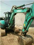 Kobelco SK 55 SR, Mini excavators < 7t (Mini diggers)