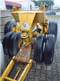 Potain Transportachse DJ 125 S105, 1993, Kraanade varuosad ja varustus