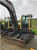 Volvo ECR 88 PLUS, 2012, Mini excavators  7t - 12t