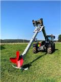 Storth Gjødselmikser - Hydraulikk drevet, Pumper og røreverk, Landbruk