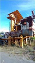 Rocchietti 80 tonn, 1990, Impianti per asfalto