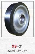 鑫赛 XS-31, 2019, Tyres, wheels and rims