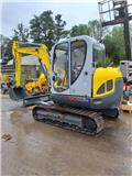 Wacker Neuson 6003, 2018, Mini excavators < 7t (Mini diggers)
