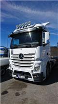 Mercedes-Benz Actros 2551 L, 2012, Växelflak-/Containerbilar