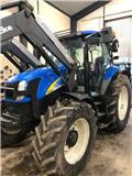 New Holland T 6020, 2009, Tractores