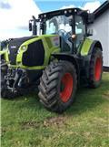 Claas 810 CMATIC, 2014, Tractors