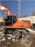 Doosan DX 210 W、2010、旋轉式挖土機(掘鑿機,挖掘機)