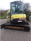 Yanmar Vio 45, 2006, Mini Excavators <7t (Mini Diggers)