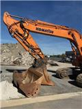Komatsu PC240, 2008, Crawler excavators
