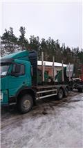 Volvo FM13 440, 2007, Mga timber trak