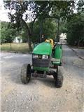 John Deere 4300, 2000, Traktorer