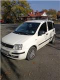 Fiat Panda Van, 2010, Kita