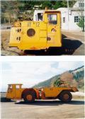 Wagner MT425-3, 1982, Tombereau souterrain articulé