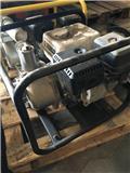 Vandpumpe m. motor 20CX / 168F, Andet - entreprenør
