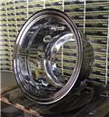 HJulkåpa / navkapsel till lastbil drivhjul, Däck
