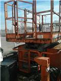 SkyJack 6832RT, 2006, Elevadores de tesoura