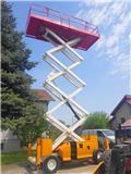 JLG 4394 RT, 2006, Škarjaste dvižne ploščadi