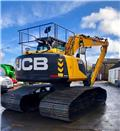 JCB JS 145 LC, 2014, Beltegraver