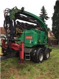 Jenz HEM 561 Z, 2006, Wood Chippers