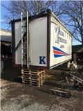MT bulk size extension, 2011, Camiones volquete para virutas de madera