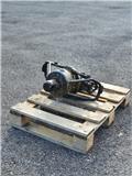 Rotar rotator, 2000, Perdah makinalari