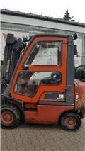 Nissan 15, 2005, LPG trucks