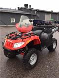 Arctic Cat 400, 2006, ATV-d