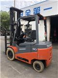 Toyota 8FBN30, 2013, Electric forklift trucks