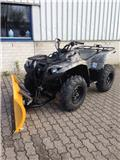 Yamaha Grizzly 700, 2016, ATV-k