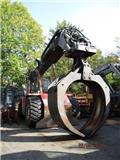 Kalmar Log Stacker RTD 1623, 2007, Knuckleboom lastere