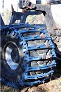 XL Traction Uni HD Single Stud 750x26,5FKF، المسارات والسلاسل والهيكل السفلي