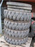 Vollreifen verschiedene, Reifen