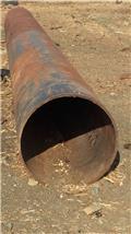 Tubo de Aço Para rolar a terra, Outros acessórios de tractores