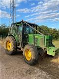 John Deere 6630, Tractores florestais