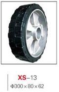鑫赛 XS-13, 2019, Tyres, wheels and rims