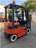 Toyota 7 FB H 15, 2012, Electric forklift trucks