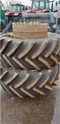 Michelin 540/65R28 Dubbelmontage, Tvillinghjul