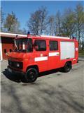 Mercedes-Benz 608, 1982, Fire Trucks