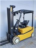 Yale ERP20VF LWB, 2009, Akumulátorové vozíky