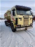 Scania R 143, 1990, Camiones cisternas
