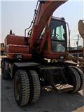 斗山 DH 140、2010、轮式挖掘机