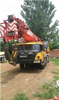Sany STC 750 S, 2017, Used all terrain cranes