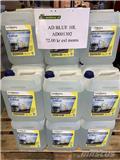 Swed Handling AdBlue 10 L, Fat 208 L, Kubik, Kargo motori